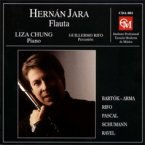 Hernán Jara - Works for Traverse Flute, Piano and Percussion