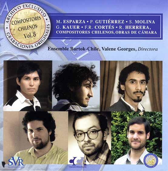 Exclusive Archive, Vol. 8: Chamber Works of Chilean Composers