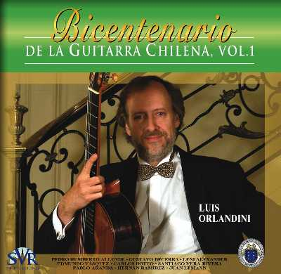 Bicentenary of the Chilean Acoustic Guitar, Vol, 1