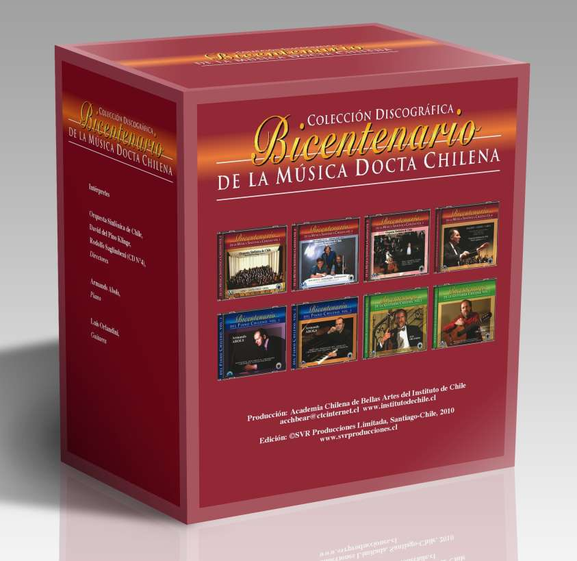 Bicentenary Collection Box - 8 CDs