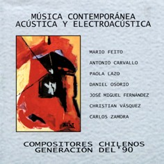 Contemporary Acoustic and Electroacoustic Music