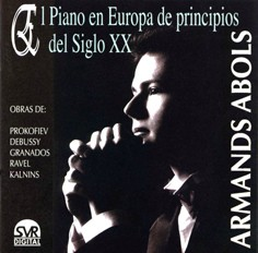 Armands Abols - The Piano in the Europe of the early 20th