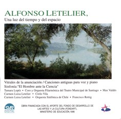 Alfonso Letelier: A Time and Space Light