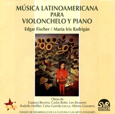 Latin American Music for Cello and Piano