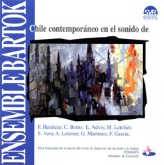 Chile Contemporáneo en el Sonido de Ensemble Bartok