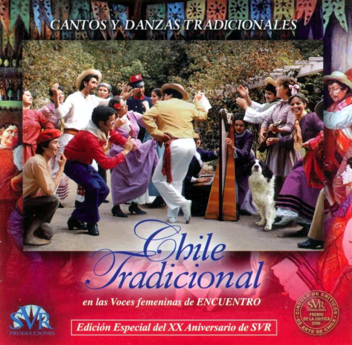 Traditional Chile in the Female Voices of the Group Encuentro
