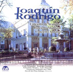 Joaquín Rodrigo: Concierto de Aranjuez, Madrigal and Andaluz
