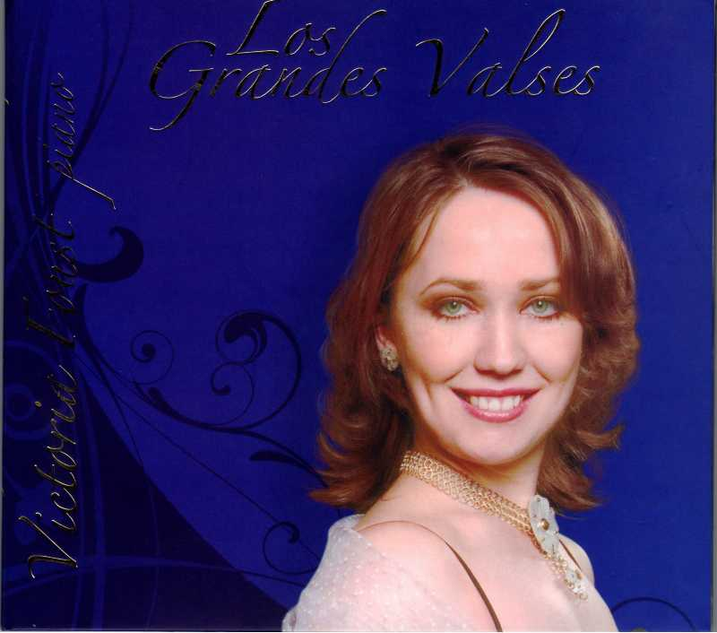 Victoria Foust: The Great Waltzes