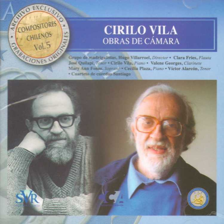 Exclusive Archieve, Vol. 5: Cirilo Vila - Chamber Works