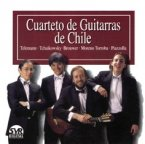 Chilean Acoustic Guitar Quartet