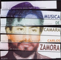 Chilean chamber music - Carlos Zamora - Click Image to Close