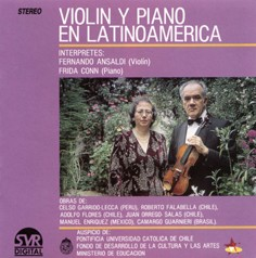 Violin and Piano in Latin America