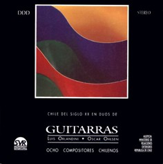Twentieth-century Chile in Guitar Duos