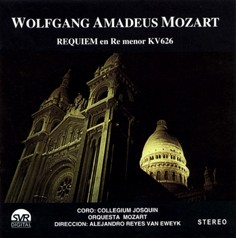 Requiem Mass in D minor KV 626 by Wolfgang Amadeus Mozart