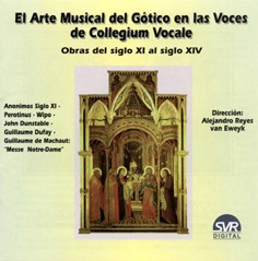Gothic Musical Art in the Voices of Collegium Vocale
