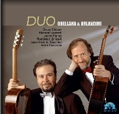 Duo Orellana & Orlandini (Acoustic guitars)